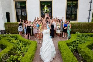 Bruidspaar Kasten | Juli 2014 | Kasteel van Rhoon