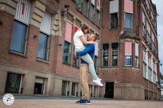 Debby en Stanley | Loveshoot | Hotel New York | Pakhuisjes | Katendrecht | Rotterdam