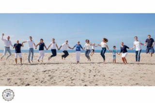 Happy Family | Familie Van der Vliet | Maasvlakte strand