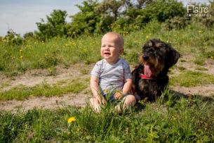 Happy Family | familie De Wit | duinen van Rockanje